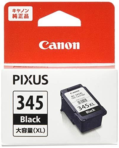 Canon 純正 インク カートリッジ BC-345XL ブラック 大容量タイプ BC-345XL