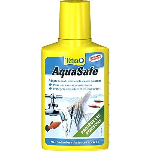 Tetra AquaSafe– Filtro per Acqua per per Pesci Tropicali–100ml