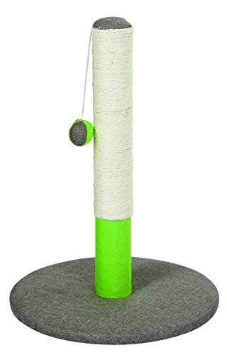 Kerbl tiragraffi Basic Opale, 37x 37x 50cm, Colore: Verde/Grigio