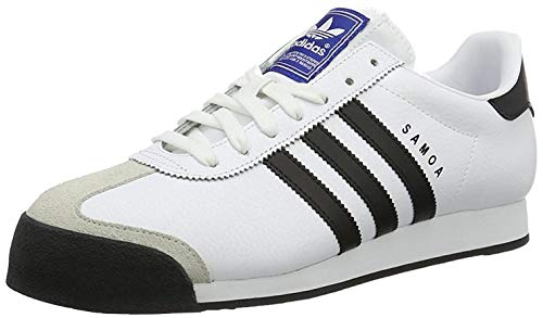 Adidas 675033, Zapatillas para Correr Hombre, Blanco/Negro, 39 EU