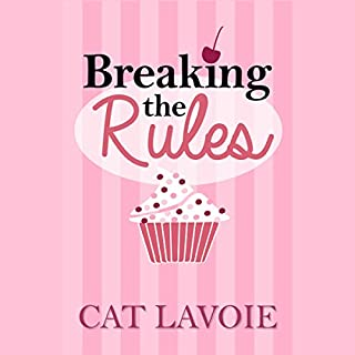 Breaking the Rules audiobook cover art