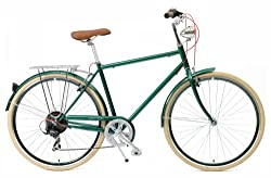 Critical Cycles Dutch Style Step-Thru 7-Speed Urban Bicycle