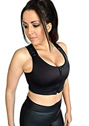 Post Surgical Comfort Compression Sports Bra