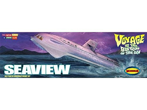1/350 Voyage To The Bottom Of The Sea. Seaview