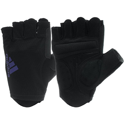 adidas Adistar Glove (1 Paar) [NEU] S11907 Herren Radfahrerhandschuhe/Bike Handschuhe Schwarz S