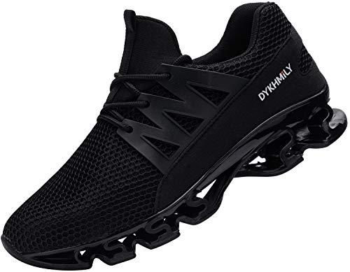 Zapatillas de Seguridad Hombres Zapatos de Trabajo con Punta de Acero Calzado de...
