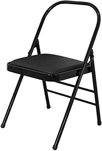 Best Deals! ZHWGS Yoga Chair Headstand Bench Yoga Chair, Thickening Yoga Auxiliary Chair, Inverted S...