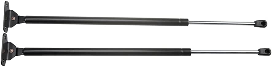 Set of 2 Front Hood Lift Supports Shock Struts Gas Springs for Acura Legend 1991-1995