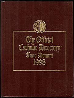 The Official Catholic Directory 1998: Anno Domini
