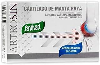 Artrosin Cartilago Manta Raya 60 cápsulas de Santiveri
