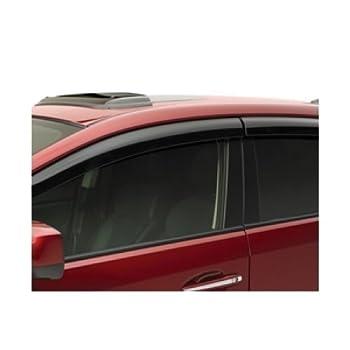 Genuine Subaru Impreza and Crosstrek E3610FJ660 Window Visor Side 5 door