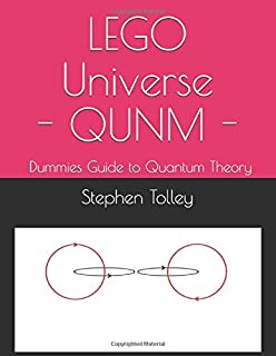 LEGO Universe - QUNM: Dummies Guide to Quantum