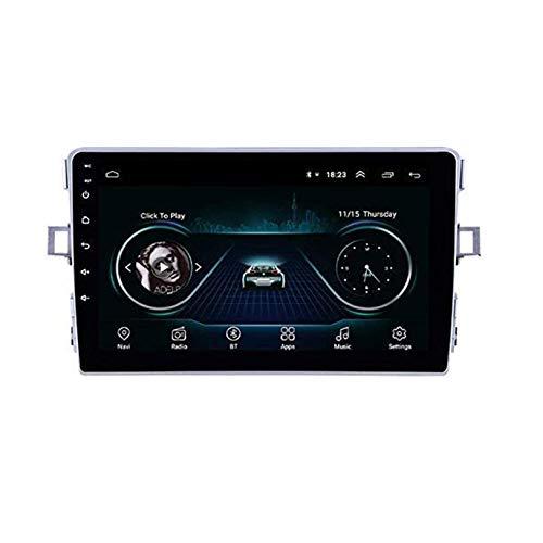 WHL.HH para Juguete OTA Verso 2011-2016 GPS Navegación Radio Estéreo 4G WiFi Bluetooth 10 Pulgadas Pantalla táctil Cabeza Unidad Android 10.0 GPS Navegación Video Receptor Multimedia Jugador