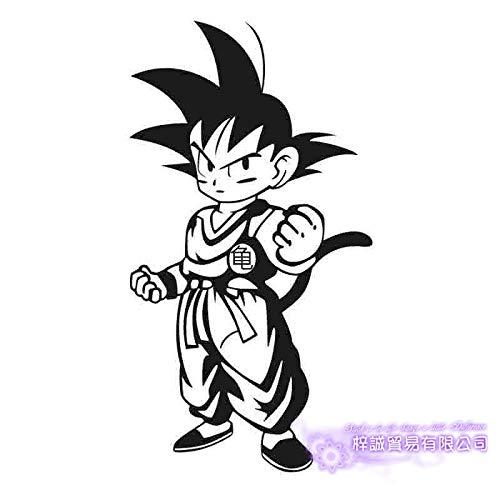 guijiumai Pegatina Dragon Ball Aufkleber Anime Cartoon Auto Aufkleber Aufkleber Vinyl Wandaufkleber Dekor Dekoration 8 45x82 cm
