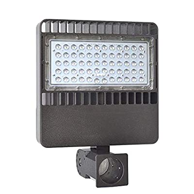 Ainfox Triangle LED Wall Pack Outdoor Lighting Industrial Commercial Square Sport Yard Light