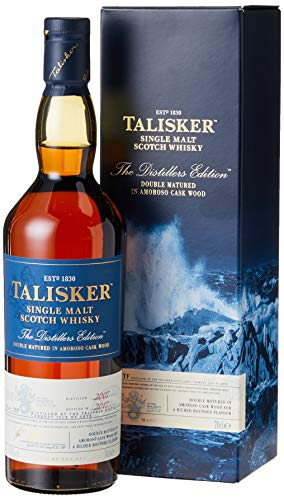 Talisker Distillers Edition 2017 Double Matured Jerez Amoroso + GB