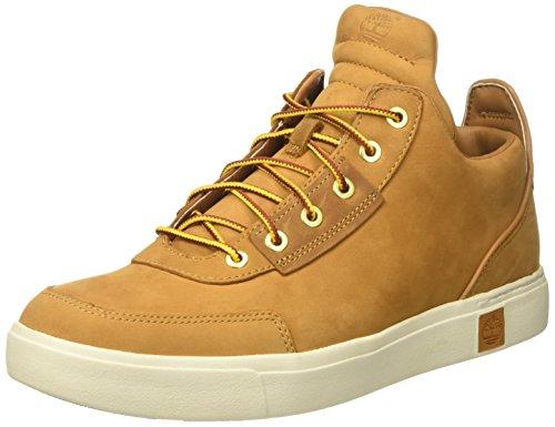 Zapatos amarillos para mujer tipo bota de Timberland
