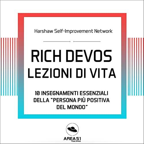 Rich Devos - Lezioni Di Vita copertina