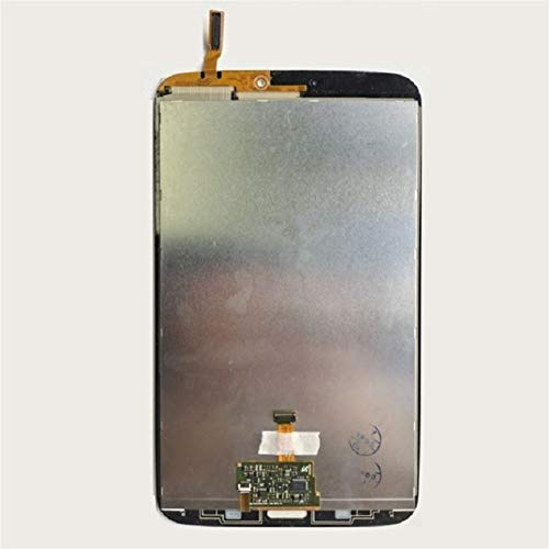 Screen Replacement kit LCD Screen Display and Touch Screen Digitizer Full Assembly Replacement Fit for Samsung Galaxy Tab3 8.0 SM-T310 SM-T311 T315 Repair kit Replacement Screen (Color : T315 Black)