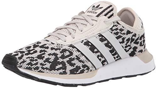 adidas Originals Women's Swift Run X Sneaker, White/Black/White, 6.5 Medium