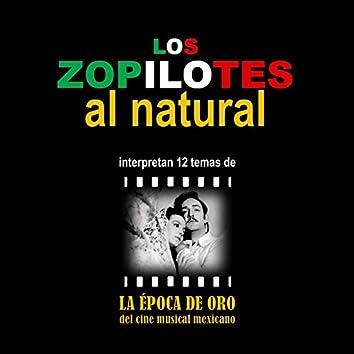Al Natural (Interpretan 12 Temas de la Epoca de Oro del Cine Musical Mexicano)