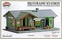 Model Power 605 Silverado Station Freight & Passenger Station Ho/1:87 New by Model Power [並行輸入品]