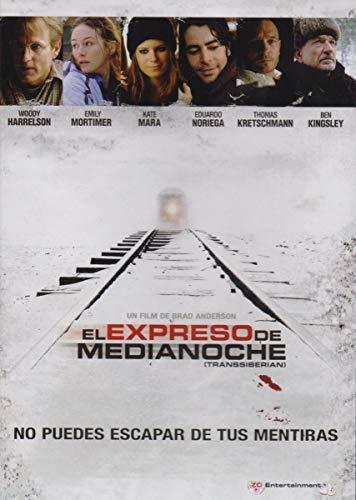 - Transsiberian (El Expreso de Medianoche) [NTSC/Region 1 & 4 dvd. Import - Latin America] (Spanish subtitles)