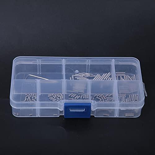 Tornillo de fijación de alta resistencia Tornillo de cabeza plana Tornillo prisionero Sujetadores mecánicos para el ensamblaje de electrodomésticos de oficina M2 x 3-M2 x 12 con herramienta