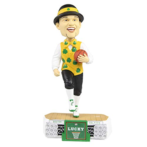 Lucky the Leprechaun Boston Celtics Stadium Lights Bobblehead NBA