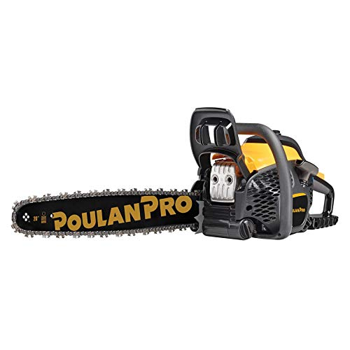 Poulan Pro PPR5020-BRC 20-Inch 50cc Chainsaw (Renewed)