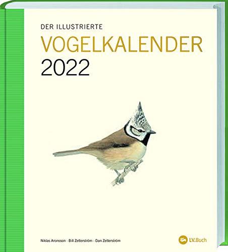 Buchseite und Rezensionen zu 'Der illustrierte Vogelkalender 2022: Woche für Woche einen neuen Vogel kennenlernen' von Dan Zetterström
