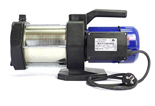Omnigena Wasserpumpe & Kreiselpumpe Multi 1300 INOX 5400 L/h mit 6 Bar