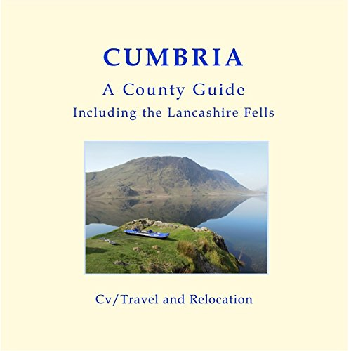 Cumbria audiobook cover art