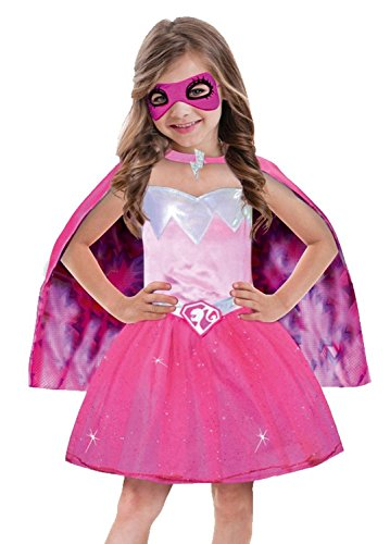 Barbie Princesa Poder Traje to Fit (3-5 años)