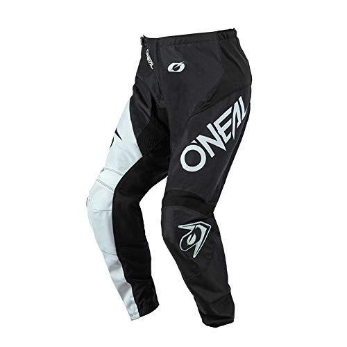 O'Neal Element Youth Pants Racewear, Black/White, 8/10