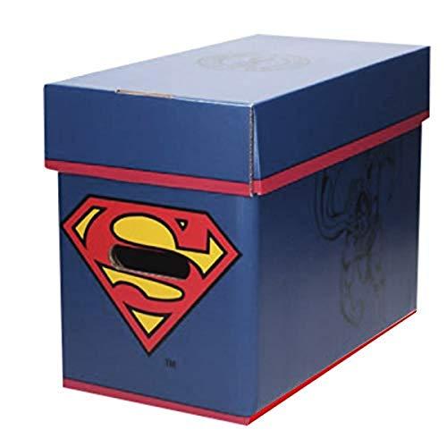 SD toys DC Comics - Caja con diseño Superman