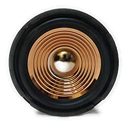 FREDO Woofer car/Home/Sound Box 8 inches 8 Ohms/ 70 Watts (Gold),FREDO