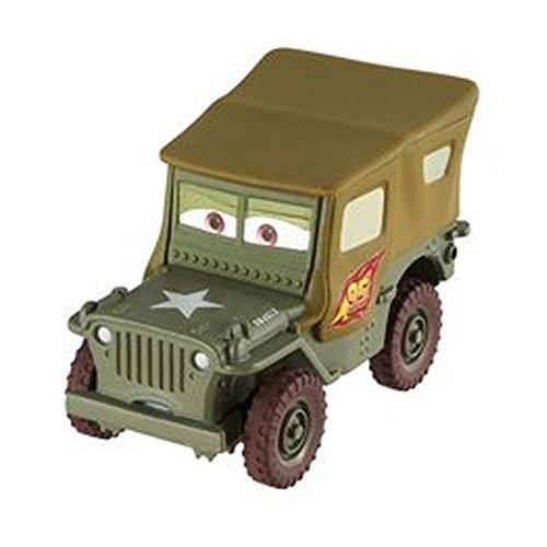 Mattel - W1950 - Voiture Miniature - Cars 2 - Sergent Equipe de Course