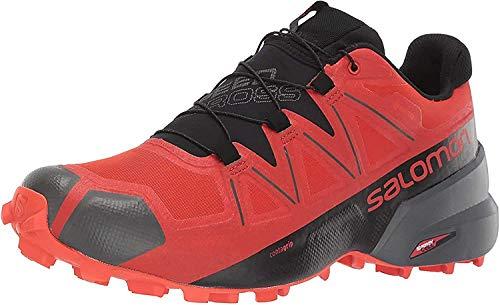 SALOMON Herren 407965_45 1/3 Running Shoes, orange, EU