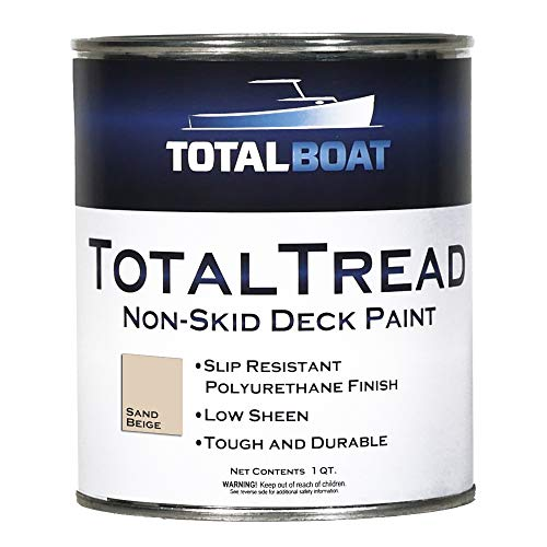 TotalBoat TotalTread Non-Skid Deck Paint