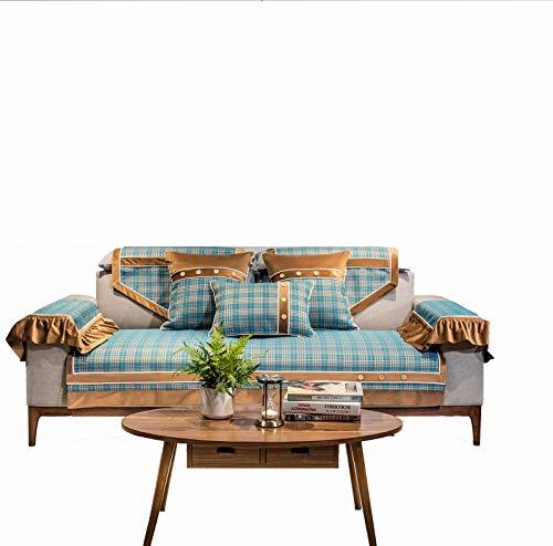 BEYRFCTA - Copridivano componibile trapuntato, per divano componibile, chaise longue e divani, protezione per mobili, per cani e animali domestici (venduto a pezzo/non tutto il set)