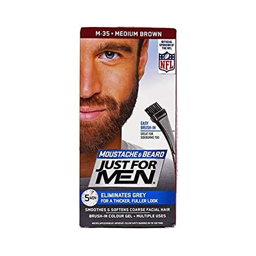 Just For Men - Tinte de barba y bigote para...
