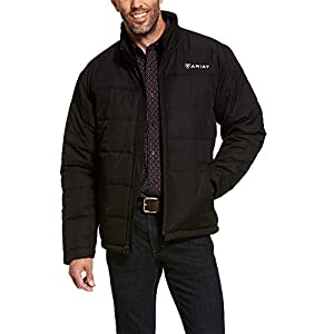 ARIAT Men's Crius Insulated Jacket Black