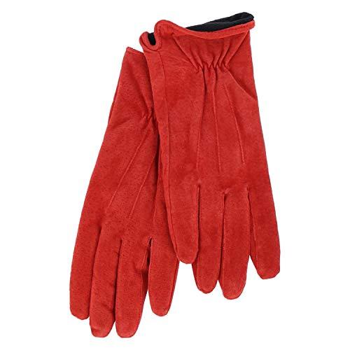 Fritz Nitzsche Handschuhe Größe 41 EU Rot (Rot)