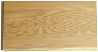 専門店の大きいひのきまな板 木製500×270×30mm (美吉野キッチン)
