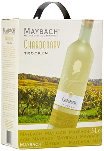 Maybach Chardonnay trocken Bag-in-box (1 x 3 l) - 2