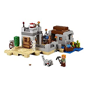 Amazon.co.jp - レゴ マインクラフト 砂漠地帯 21121