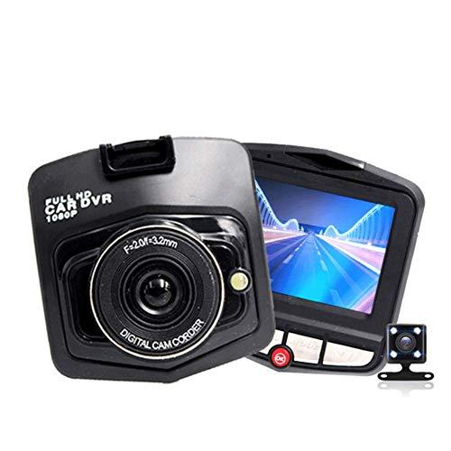 CHAO Auto DVR camera rijderrecorder, 1080p Full HD-resolutie, automatische aan/uit-functie, ondersteuning van verschillende talen, eenvoudig te bedienen, geschikt voor alle mensen