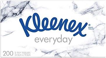 KLEENEX Facial Everyday Tissues, 200 sheets