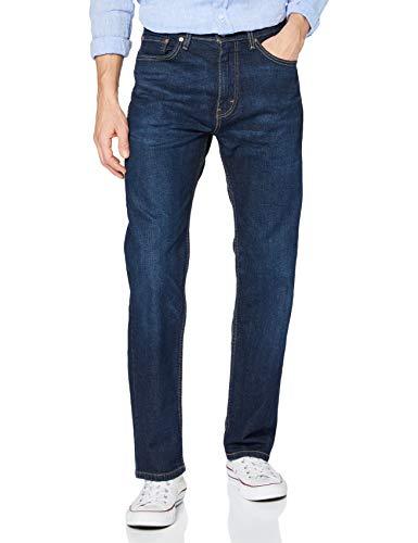 Levi's Herren 505 Regular Jeans, Nail Loop Knot, 36W / 34L